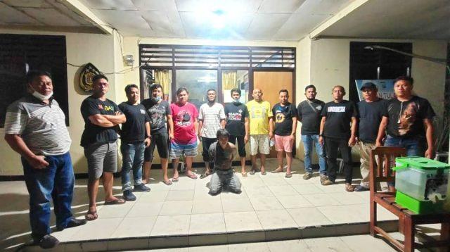 DPO tim paniki Polresta Manado dibekuk tim Polres Boltim