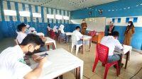 Ujian akhir Madrasah sukses digelar, Kemenag Sulut apresiasi MA Muhammadiyah Belang