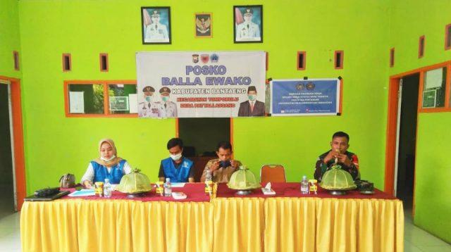 Mahasiswa KKN Tematik Unismuh Makassar gelar seminar program kerja di desa Pattallassang