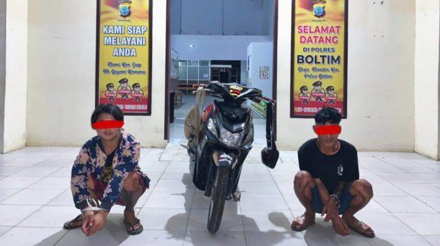 Sat reskrim Pоlrеѕ Bоltіm, Daftar Pencarian Orang curanmor
