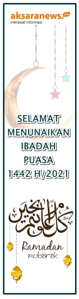 Iklan melayang Ramadhan Aksaranews.com