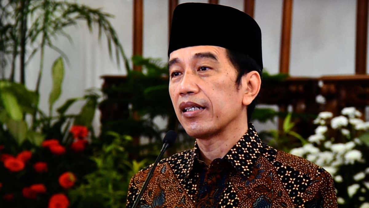 Pesan Presiden Jokowi tingkatkan moderasi beragama di Indonesia