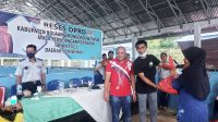 Reses di Balai Benih Ikan Bukaka, Samsudin Dama serap aspirasi masyarakat