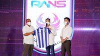 Wow! Raffi Ahmad beli klub sepakbola di liga Indonesia
