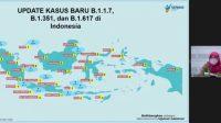 Virus Corona varian baru masuk ke Indonesia, kenali jenis-jenisnya